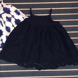 Baby Gap Navy sundress